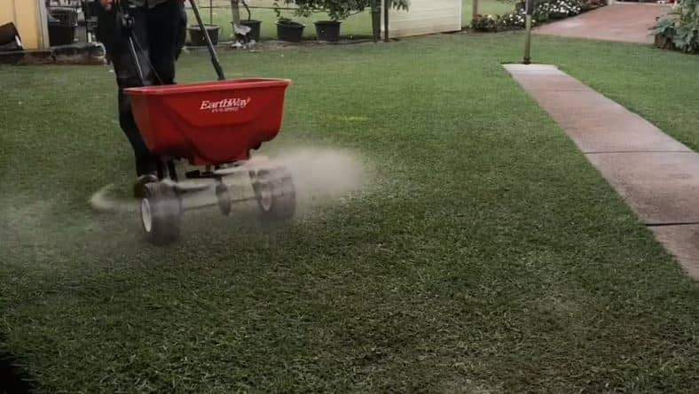 When to apply lime to your lawn